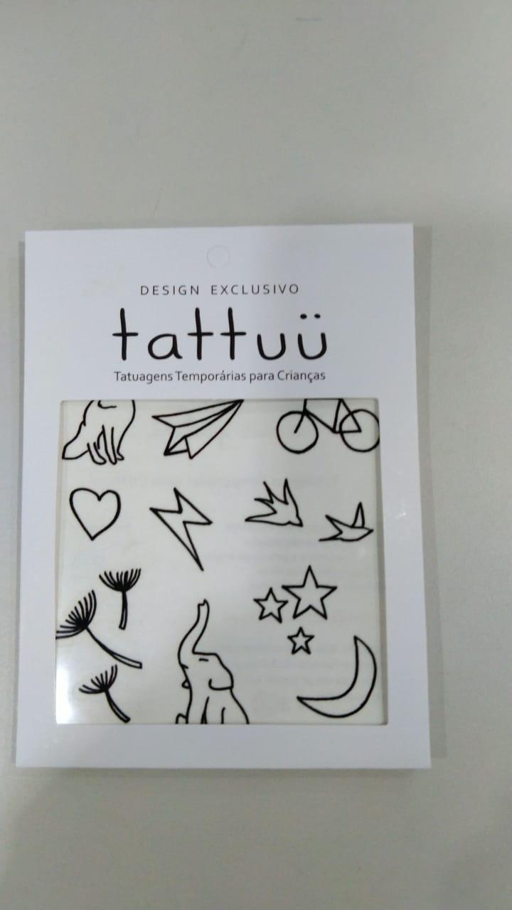 Tattu Temporária