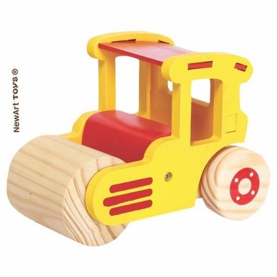 Trator Rolo Compressor