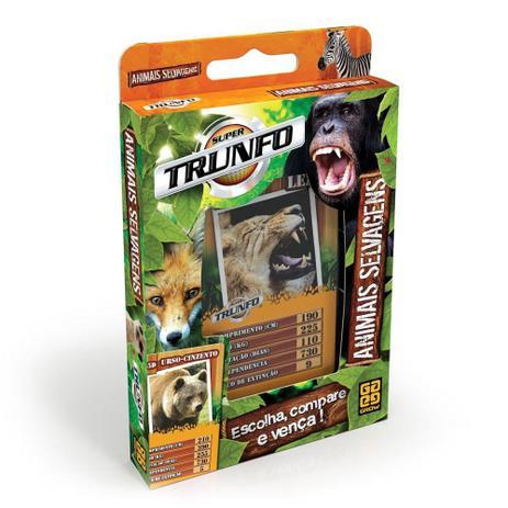 Trunfo Animais Selvagens