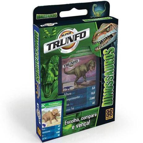 Trunfo Dinossauros