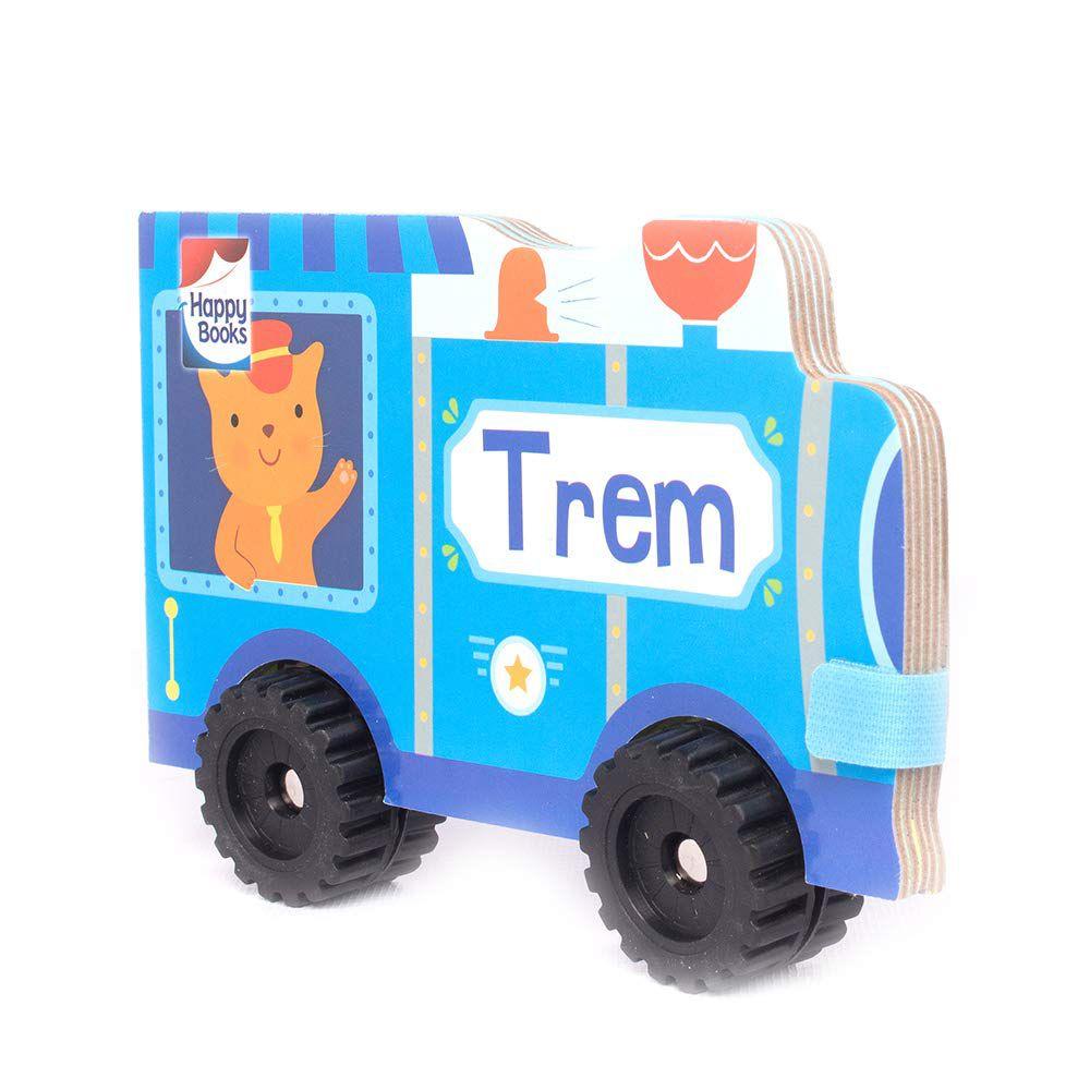 Veículos Geniais: Trem