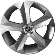 Jogo com 4 rodas KR K-47 BMW X6 aro 18