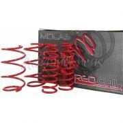 Mola esportiva Red Coil RC-010 Hyundai I30 Todos os modelos