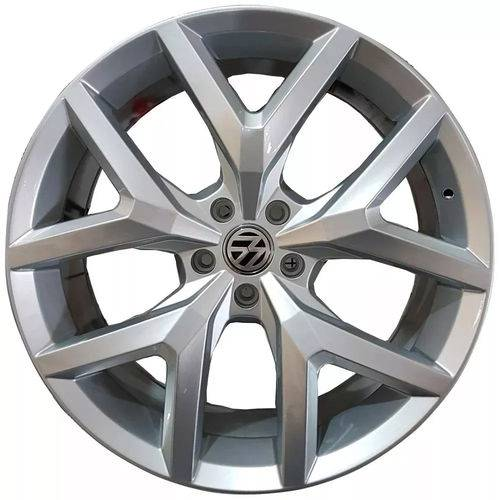 Jogo 4 rodas KR S-07 Amarok 2018 V6 aro 20 5x120 Hyper Gloss tala 8,5 ET40