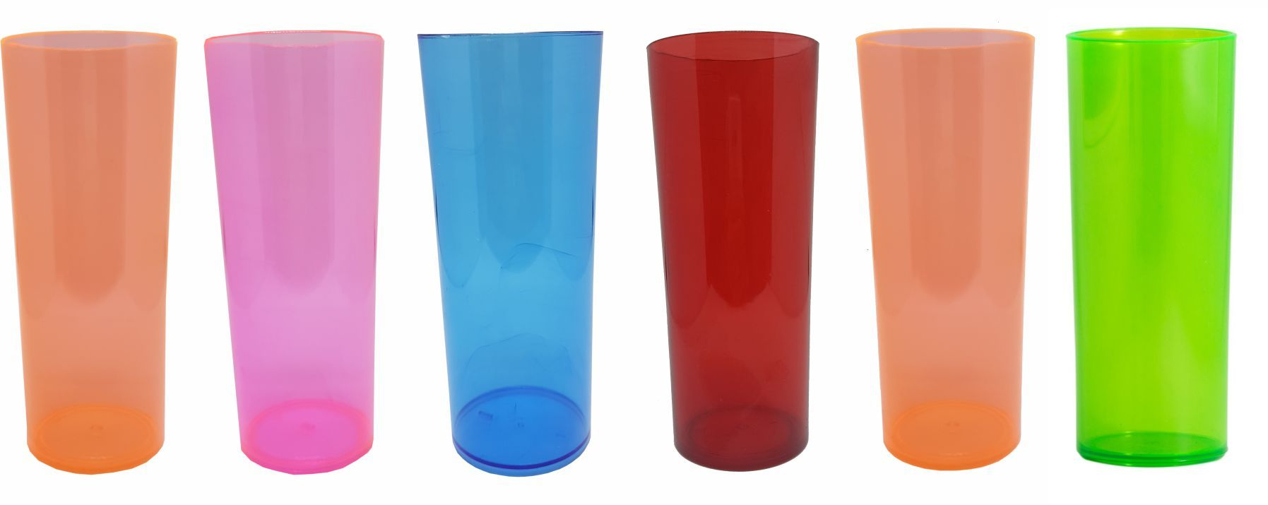 100 Copos long drink personalizado   - BRASIL BRINDES