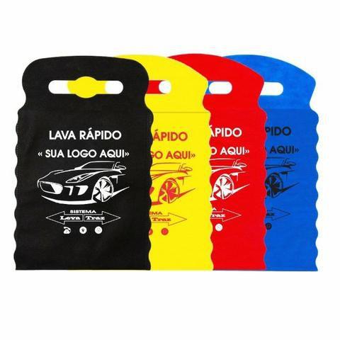 500 Lixo Car Personalizado  - BRASIL BRINDES