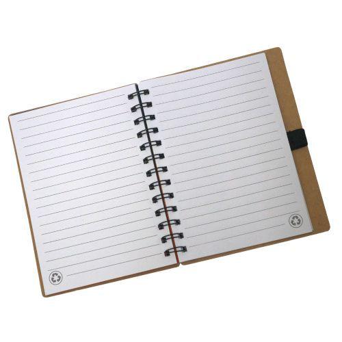 50 Blocos de anotação com caneta 12000br  - BRASIL BRINDES