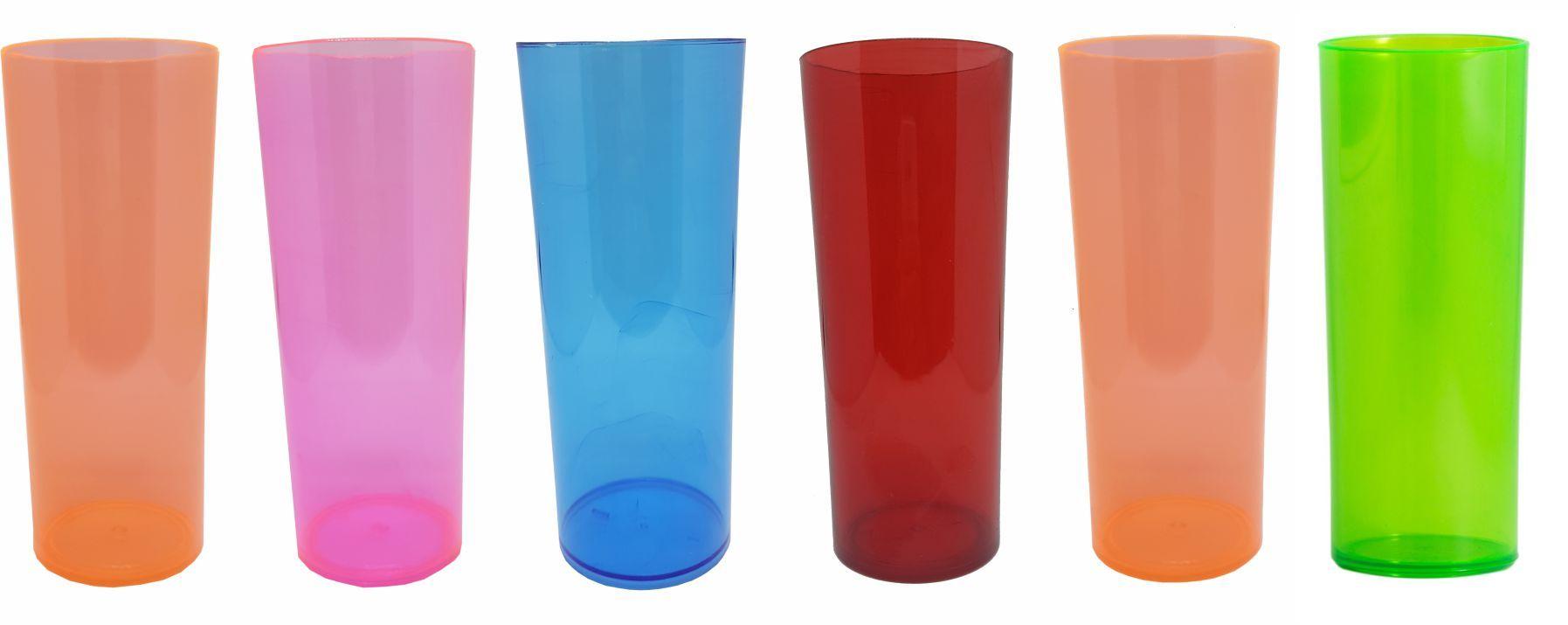 50 Copos long drink personalizado   - BRASIL BRINDES