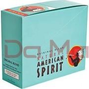 American Spirit Azul - Caixa com 10 unidades 30g cada Europa