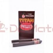 Caixa Charuto de Chocolate Titan