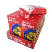 Caixa de filtro Bulldog - 6mm com 20 unidades