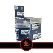 Caixa de Filtro de Carvão ATIVADO 6mm - Gizeh