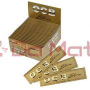 Caixa de Seda OCB Oro Slim