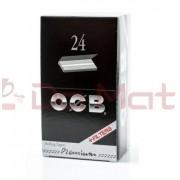 Caixa de Seda OCB Premium 1/4 + Filtro