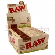 Caixa de Seda Raw Organic Hemp King Size Slim ORIGINAL