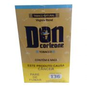 Caixa de Tabaco Don Corleone - 6 Bags