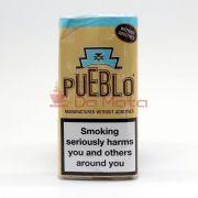 Caixa de Tabaco Pueblo - Amarelo