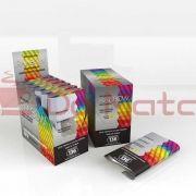 Caixa de Tabaco Rainbow - Silver Bright