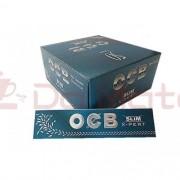 Caixa Seda OCB Blue S-Pert Slim ORIGINAL