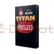 Charuto Titan Phillies Black - Caixa com 5 unidades
