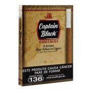 Cigarrilha Captain Black - Dark Crema