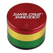 Dichavador Santa Cruz - Shredder - 4 partes