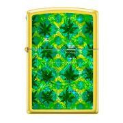 Isqueiro Zippo Leaf Pattern