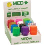 Med Tainer Smell Proff Grinder - Dichavador ORIGINAL EUA