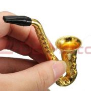 Pipe de metal Saxofone