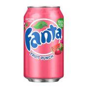 Refrigerante Importado - Fanta Fruit Punch