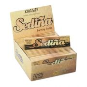 Seda Sedina - Hemp Paper King Size - Caixa c/ 50 un.