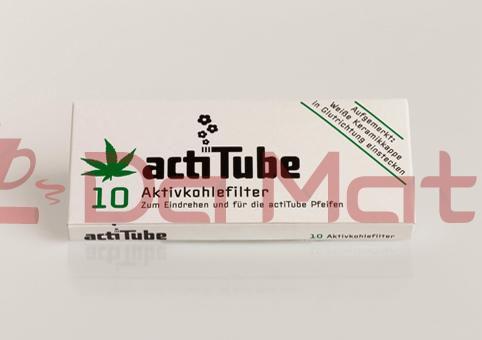 Acti Tube com 10 unidades - Standard
