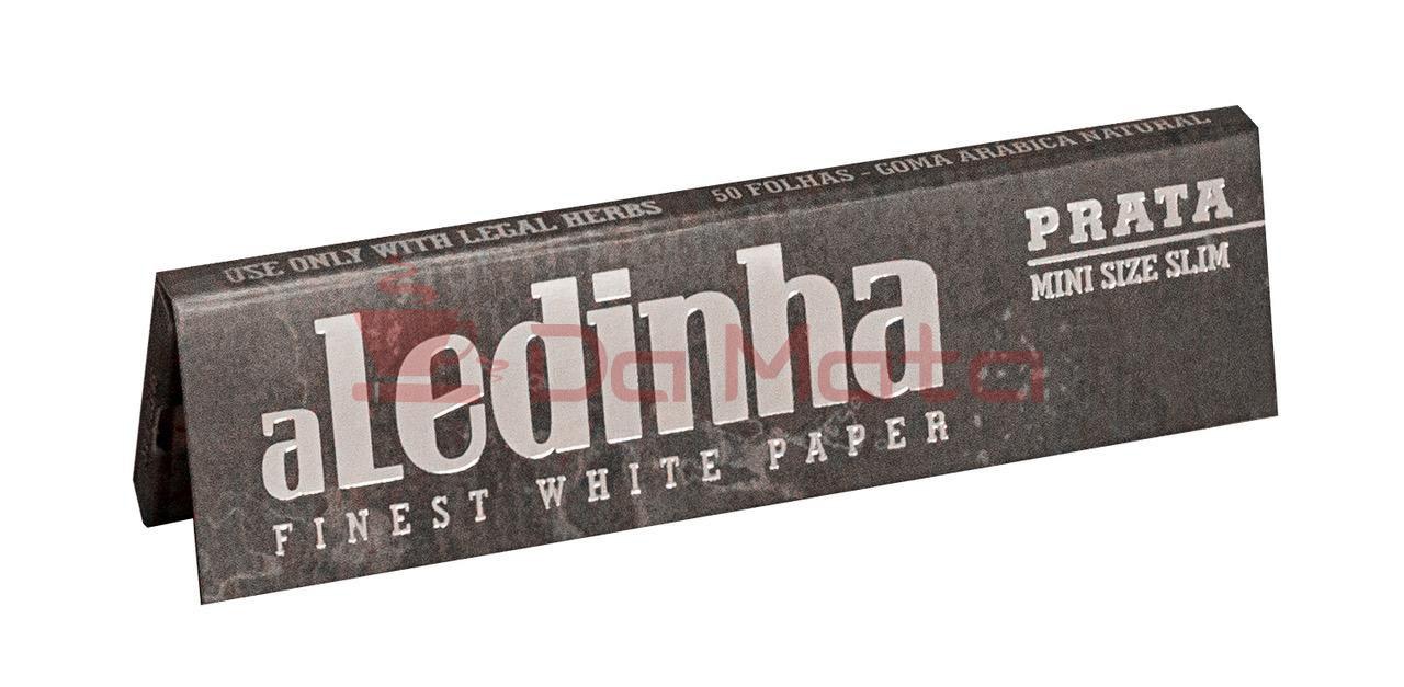 aLedinha Prata - Mini Size Slim