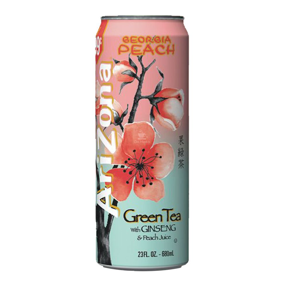 Arizona Green Tea Ginseng & Peach