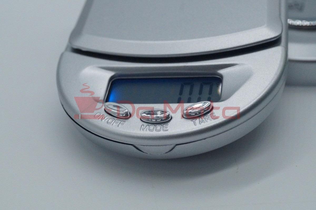 Balança de Precisão - Tomate MH502
