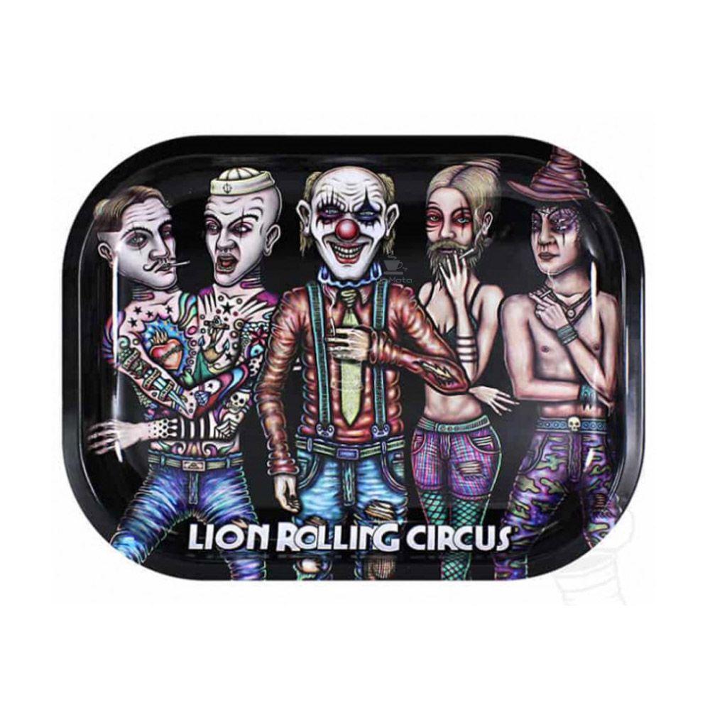 Bandeja Média Lion Rolling Circus