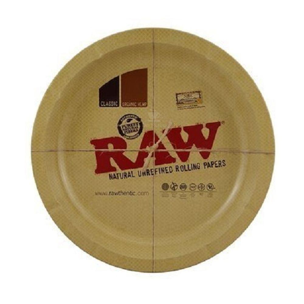 Bandeja Redonda Raw