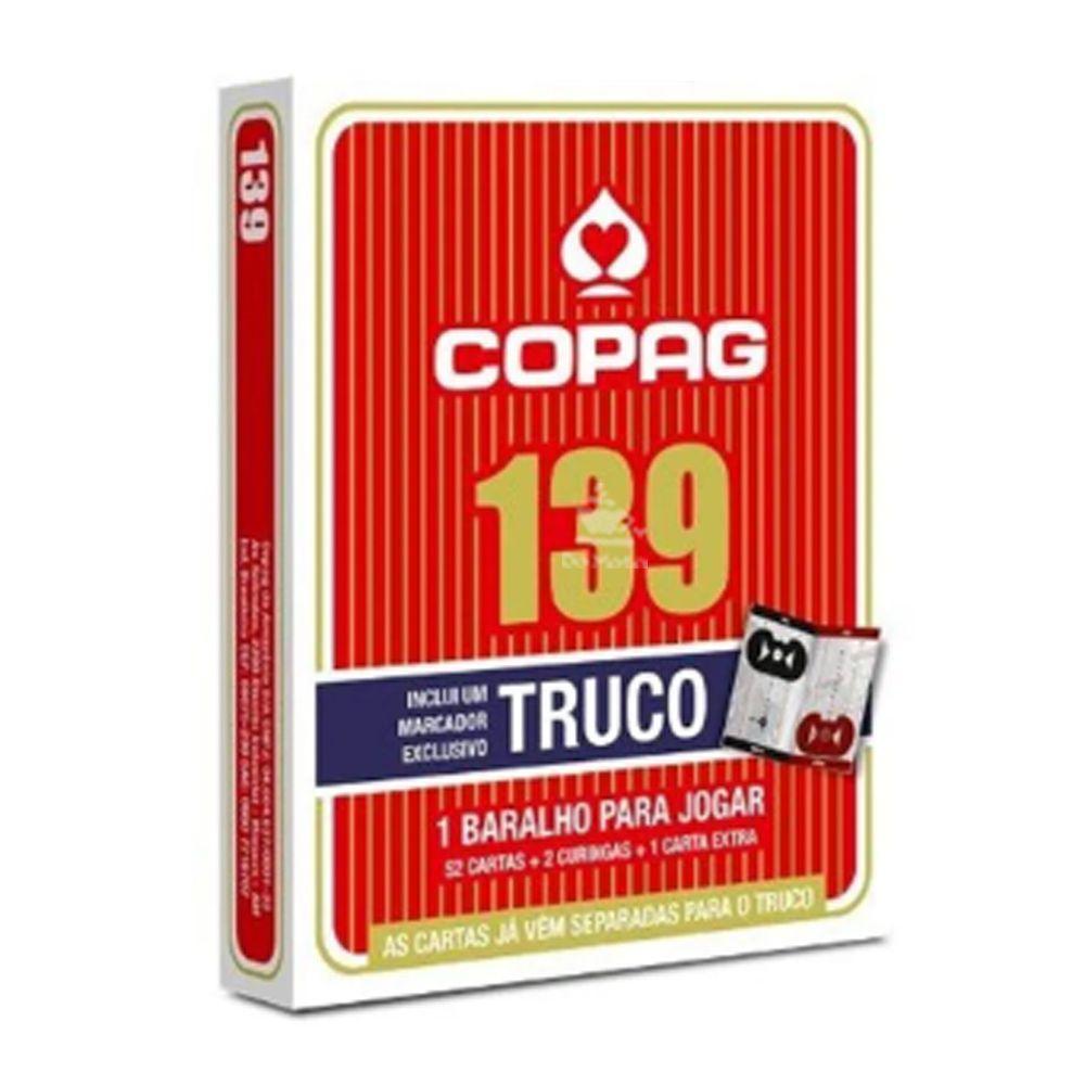 Baralho p/ Truco Copag