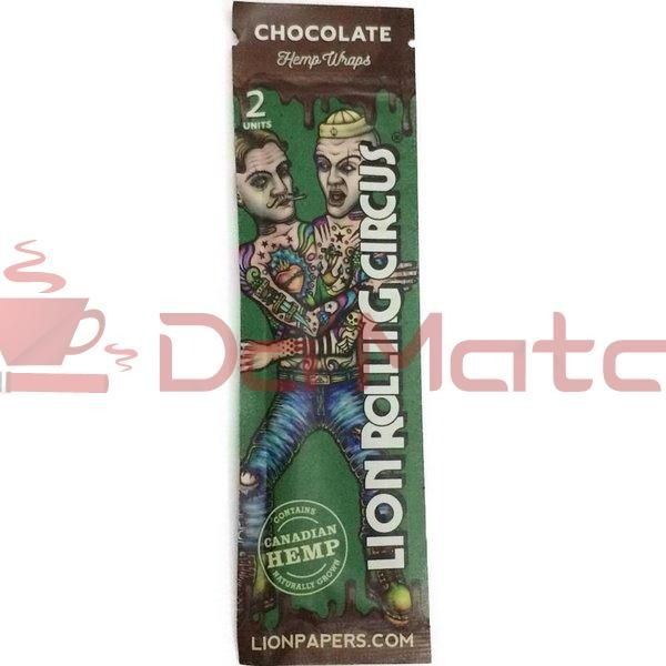 Blunt Lion Rolling Circus - Chocolate