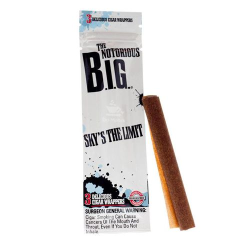 Blunt The Notorious BIG - Sky´s The Limit