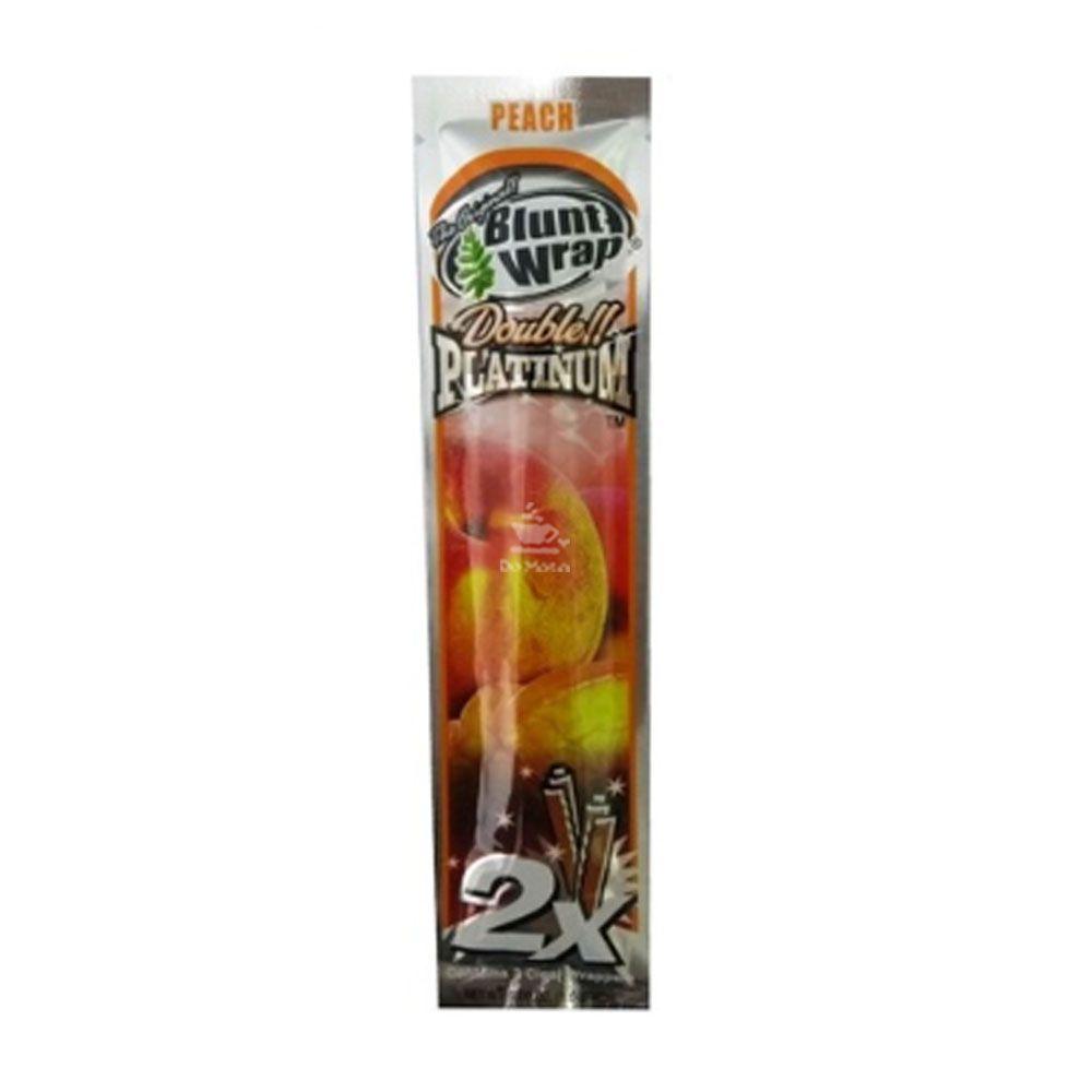 Blunt Wrap Double Platinum Peach