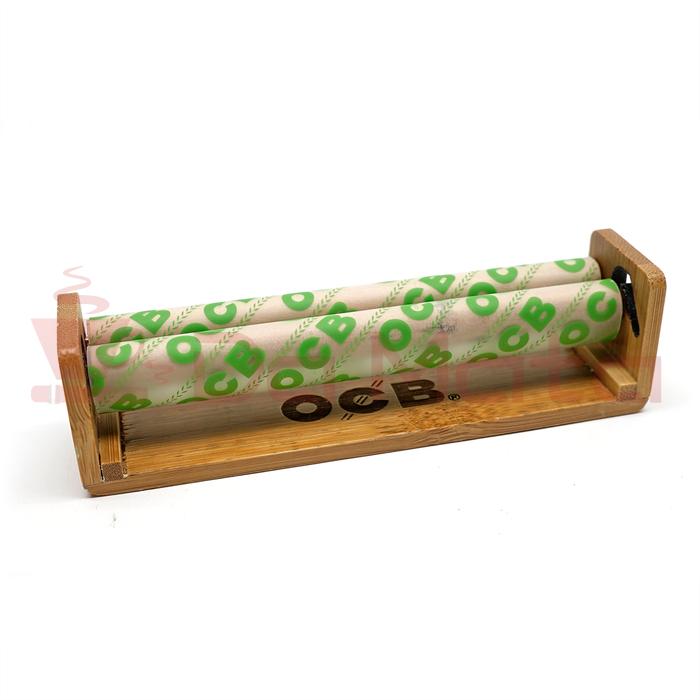 Bolador de Cigarro - OCB Bamboo Roller