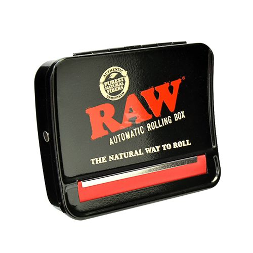 Bolador de Cigarro - Raw Automatic