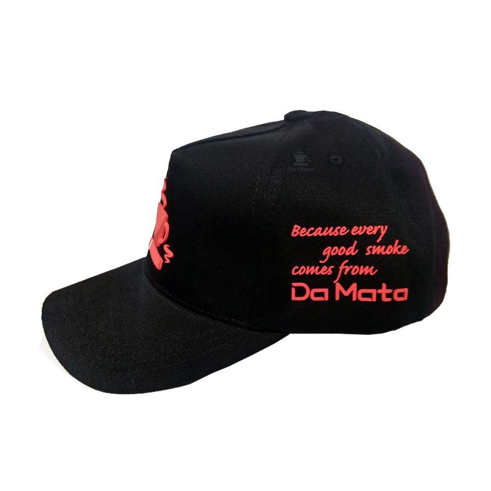 Boné Da Mata Preto