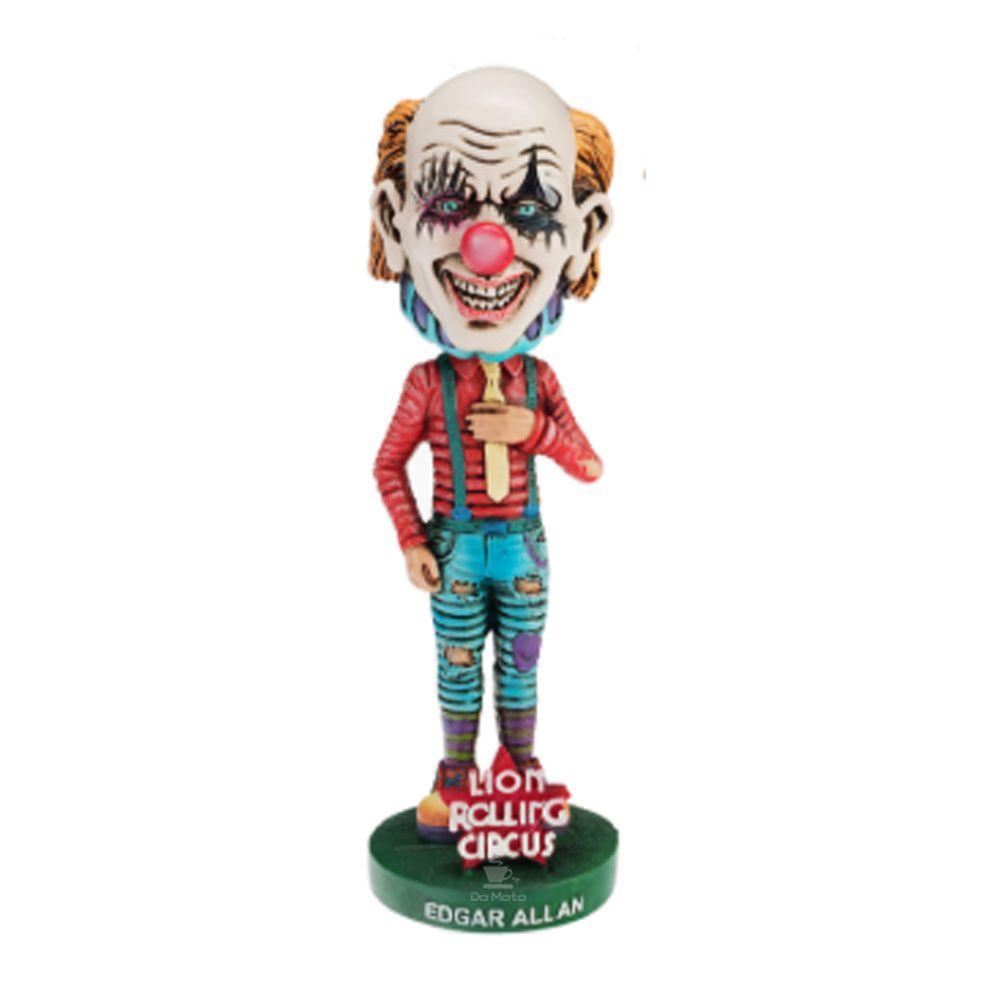 Boneco Lion Rolling Circus Edgar Allan