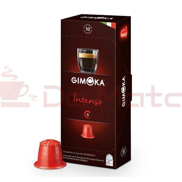 Café Italiano GIMOKA  - Intenso.
