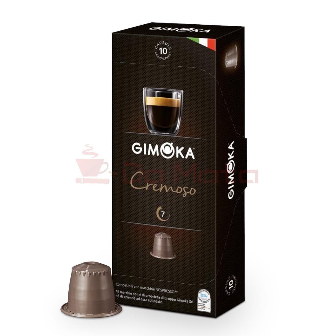 Café Italiano GIMOKA  - Cremoso