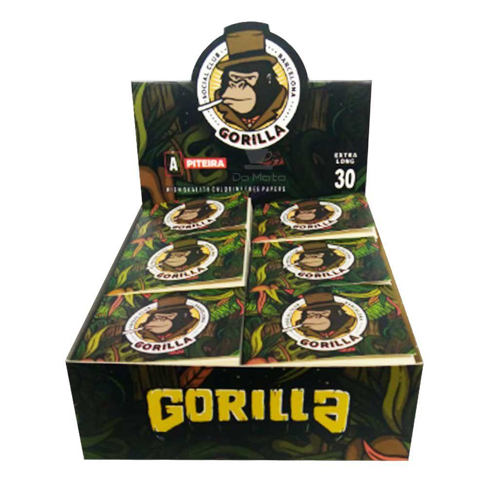 Caixa de A Piteira Extra Longa Especial Gorilla Social Club