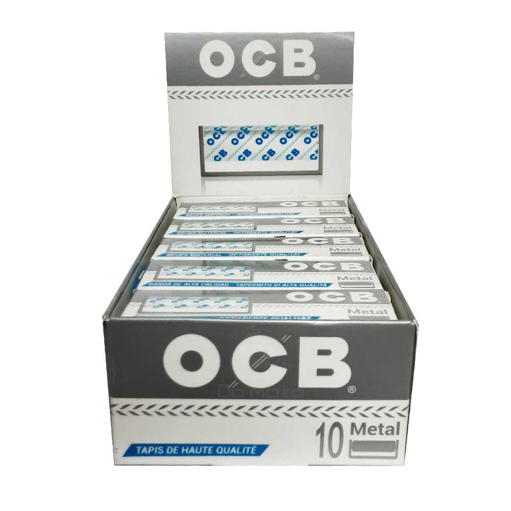Caixa de Bolador OCB Metal 70mm