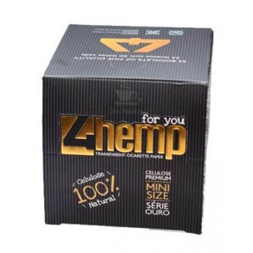 Caixa de Celulose 4Hemp Mini Size